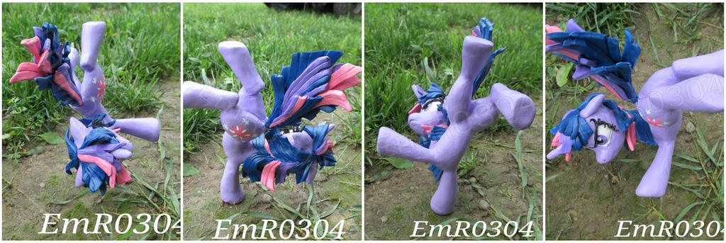 FOR SALE: Twilight Sparkle 360 Spin by EmR0304