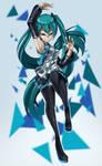 obligatory Hatsune Miku fanart