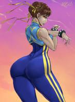 Chun Li Alpha by vexo-r