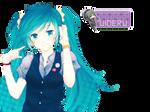 Hatsune Miku - Render