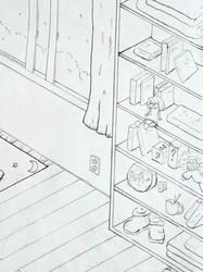 Toy Shelf by sabraka