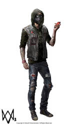 WATCH_DOGS 2 - WRENCH