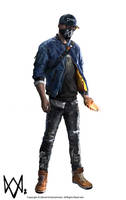 WATCH_DOGS 2 - MARCUS
