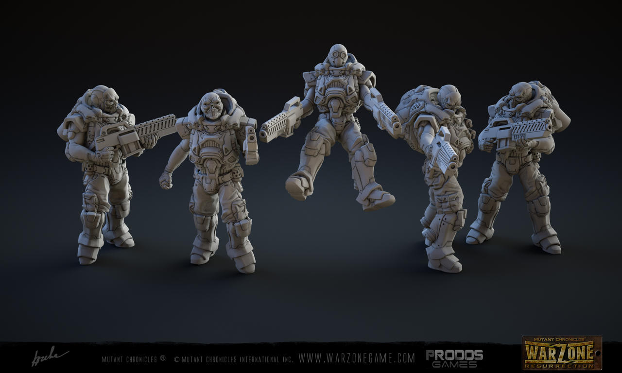 Warzone Resurrection Martian Banshee by kazube