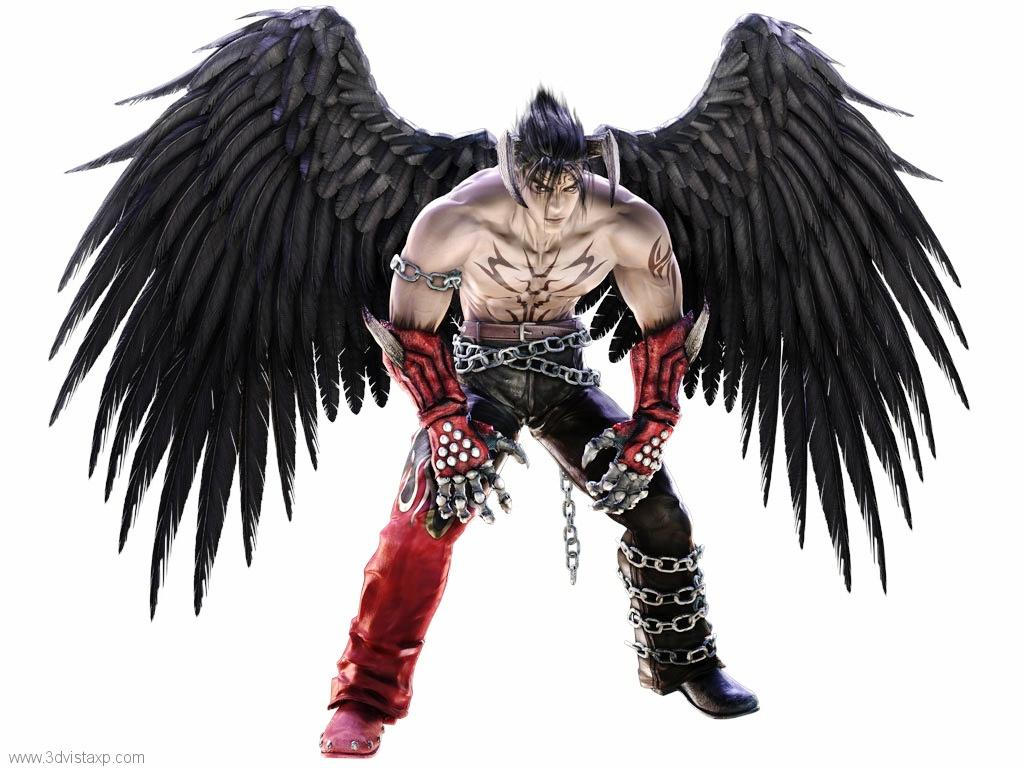 Tekken 5 Devil Jin Pose By Leocreed On Deviantart