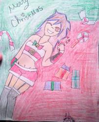 Happy Christmas by LalaNorisu