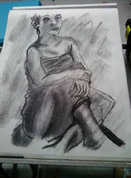 Lady in Waiting by morgan-black-keys