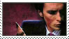 American Psycho stamp by cool-slayer