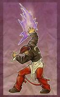 Iori Yagami by cool-slayer
