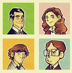 The Office by cool-slayer