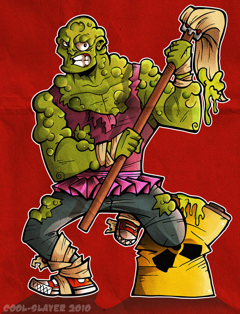 Toxie by cool-slayer