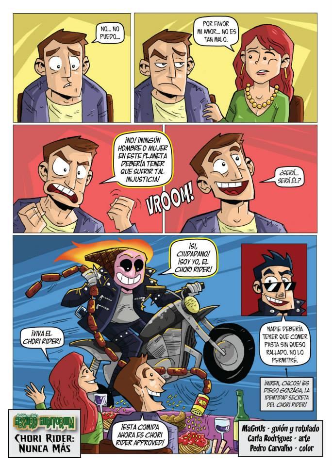 Chori Rider by cool-slayer