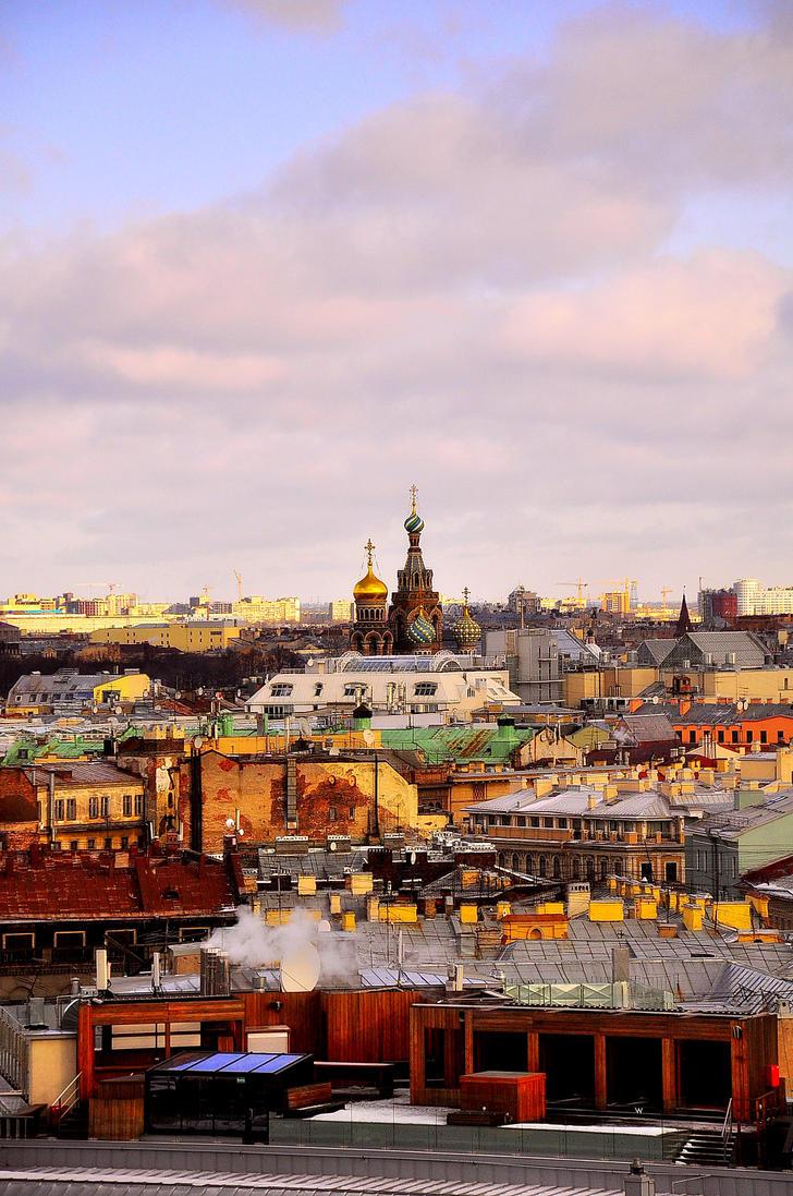 Sankt Petersburg. by Fiedka