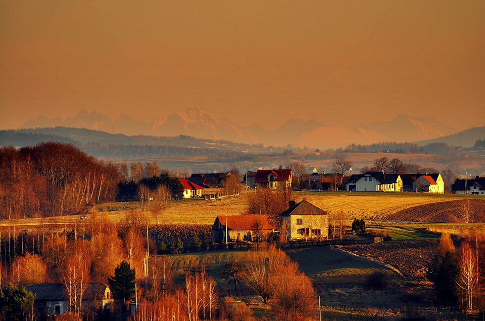 Gorski krajobraz. by Fiedka