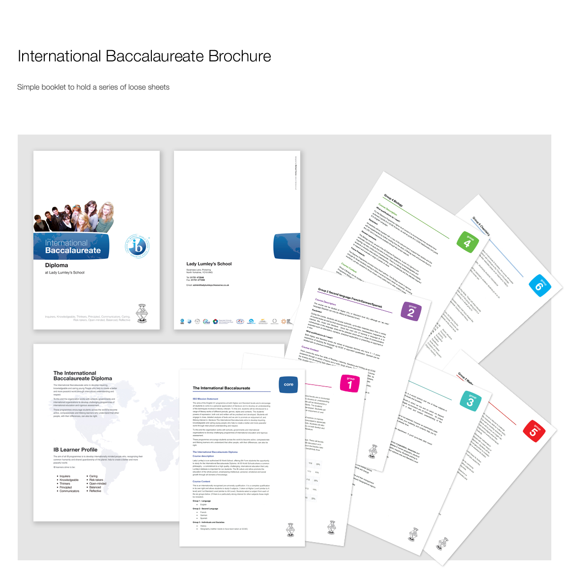 LLS IB Brochure by weyforth