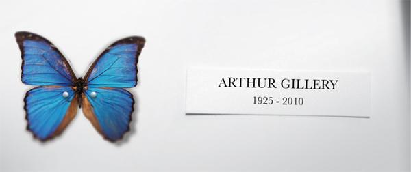 Arthur Gillery, 1925-2010 by weyforth