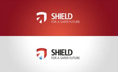 Shield Logo by weyforth
