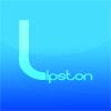dA Logo by Lipston