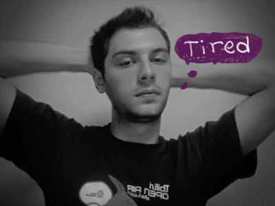 Tired 'mini id' by Fedrick
