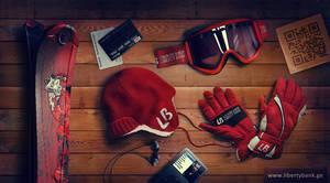 Liberty Bank - Winter Holidays by Fedrick