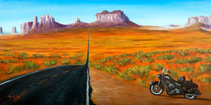 Route 66 by VladStelz
