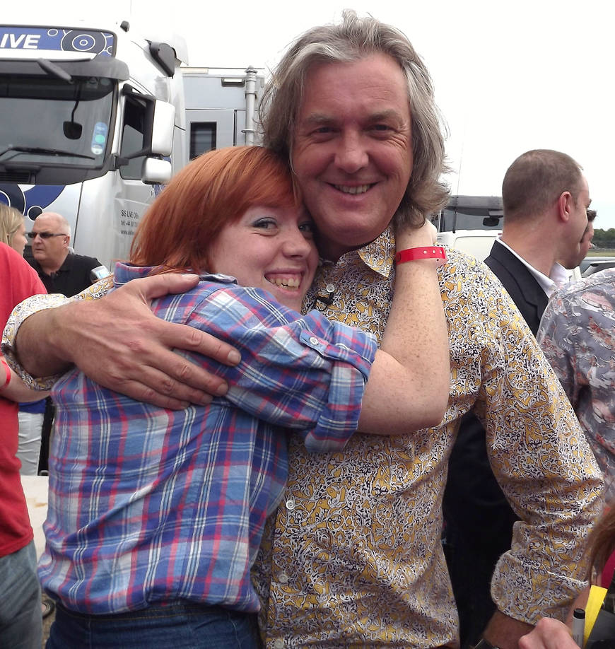 Meeting James May 3rd time :)