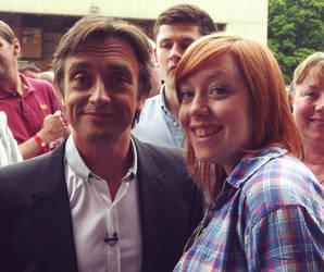 Meeting Richard Hammond 4th time