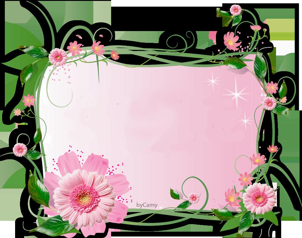 of floral frames - photo #43