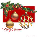 Christmas card by KmyGraphic