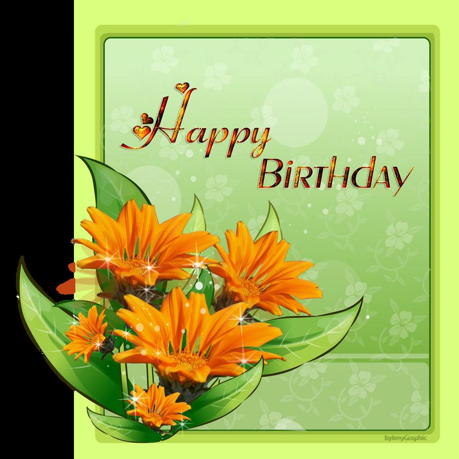Happy Birthday Ingeline by KmyGraphic