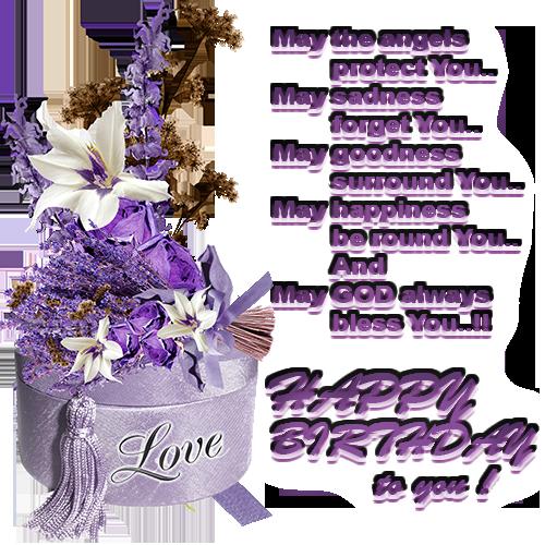 Happy Birthday Tonia Cake