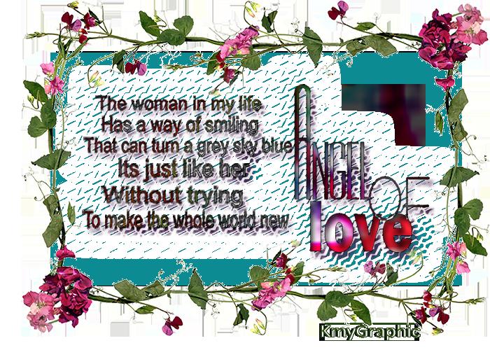 Angel of LOVE by KmyGraphic