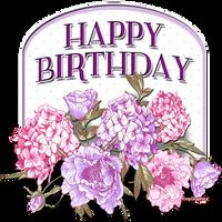 Happy-Birthday ShlomitMessica by KmyGraphic