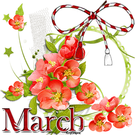 1 MARCH - MARTISOR by KmyGraphic