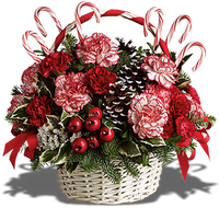 Christmas Basket by KmyGraphic