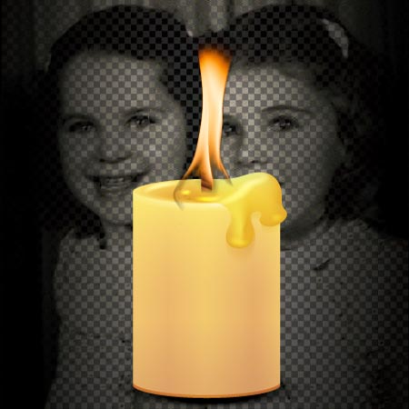 Candle for JO by KmyGraphic