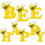 Bee Happy by KmyGraphic