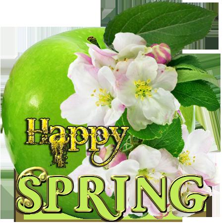 Happy Spring by KmyGraphic