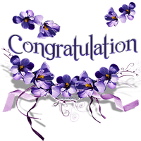 Congratulation by KmyGraphic