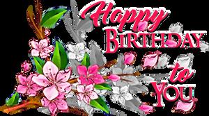 Happy Birthday to you by KmyGraphic