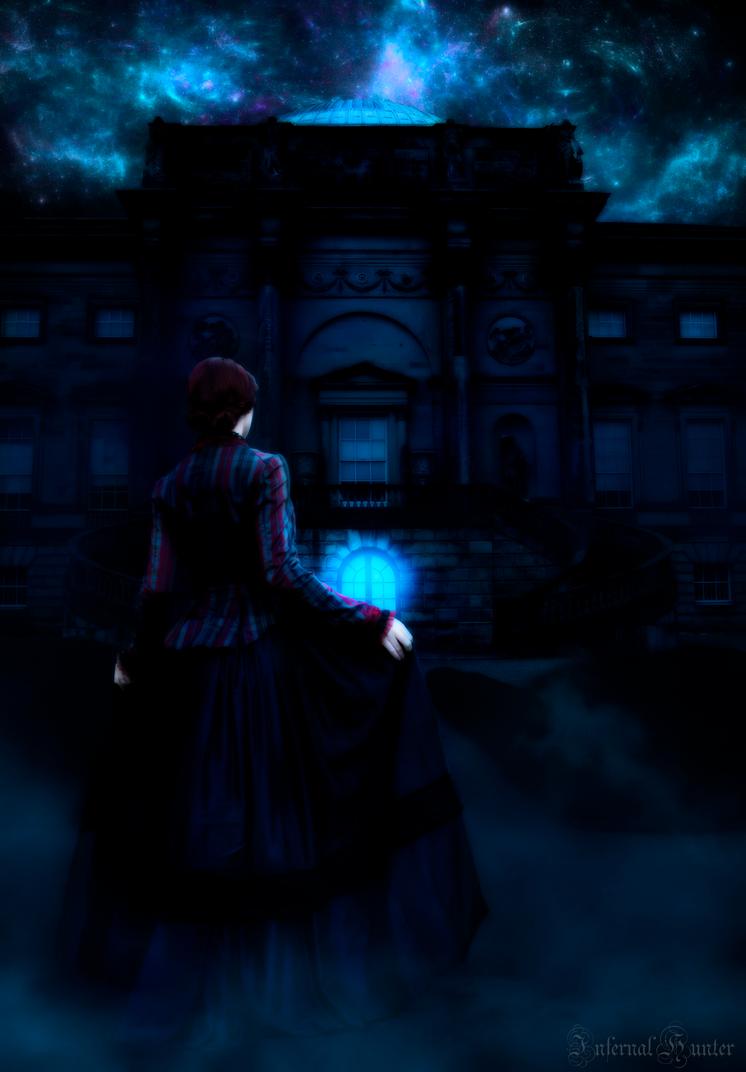 Dark place by InfernalHunterArt
