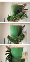 The Riddler's Hat by ImperialFiddlesticks