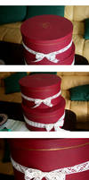 Imperial Fiddlesticks Hat Boxes