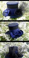 Deadly Nightshade Mini Hat
