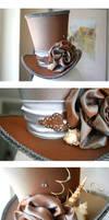 Nautilus Mini Hat