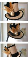 Fool's Gold Mini Hat