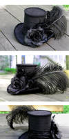 New Black Tophat