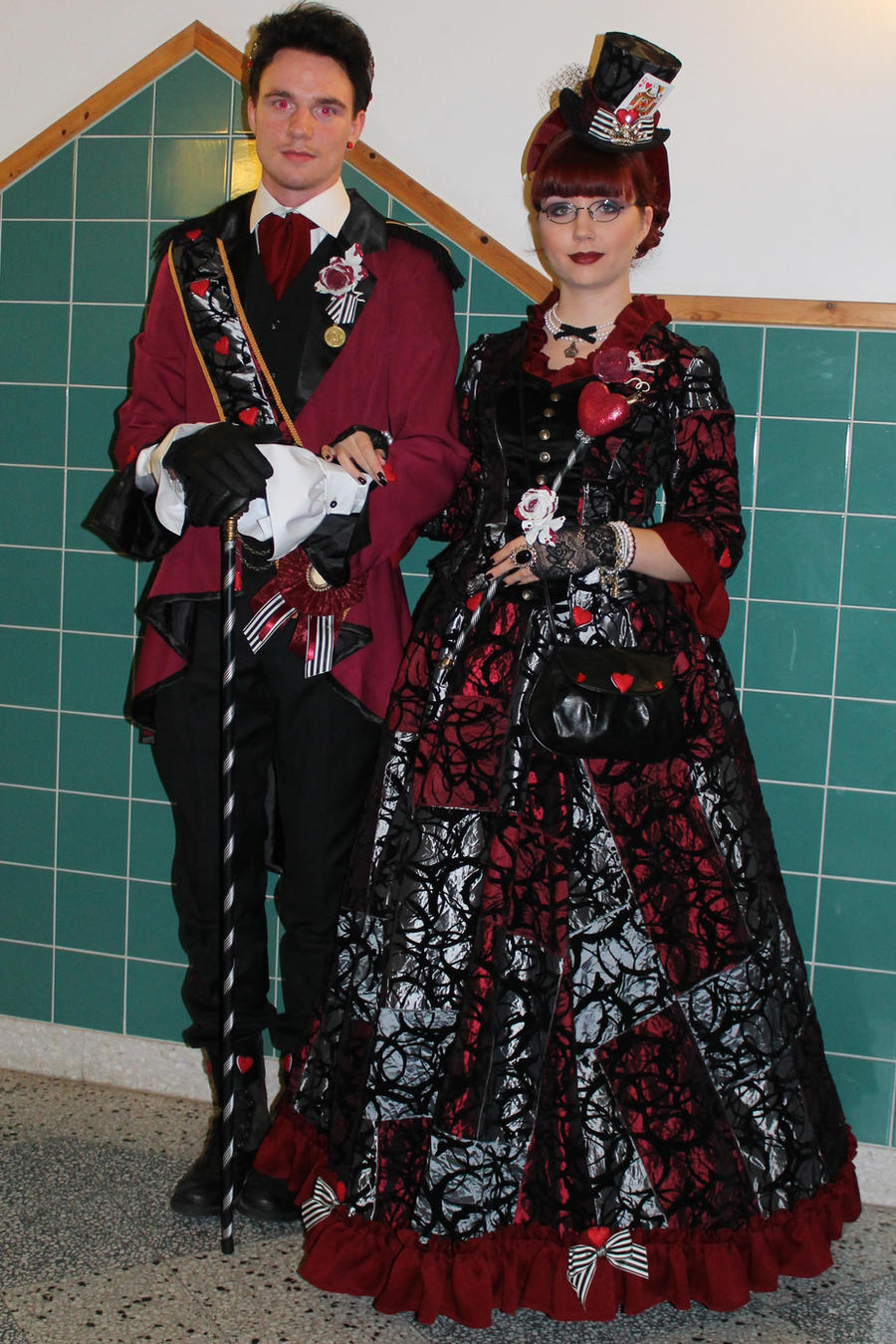 good king and queen outfit 13