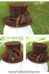 Aether Tinker Mini Hat