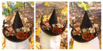 Woods of Salem Mini Witch Hat by ImperialFiddlesticks